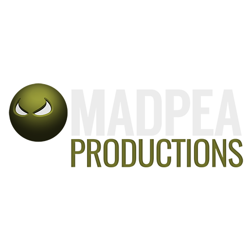 MadPea Productions Logo