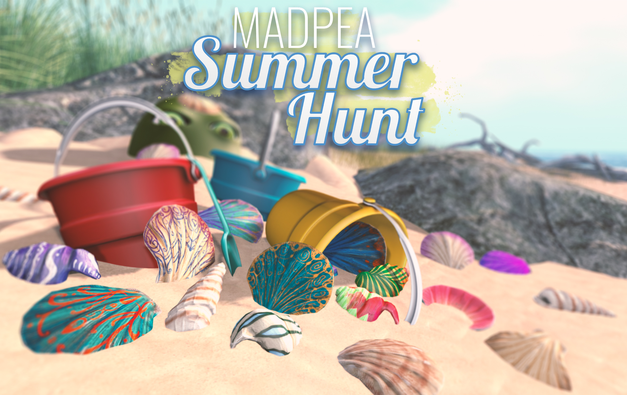 The Annual MadPea Summer Hunt is coming Soon!