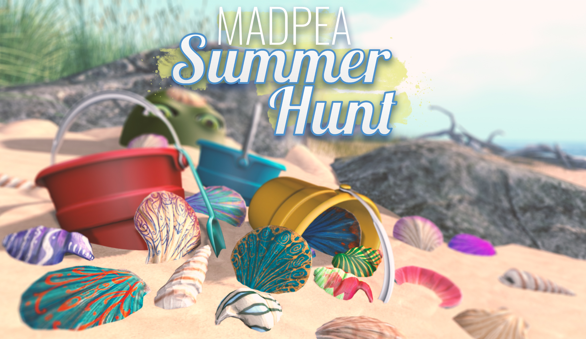 Time to Get Involved in the MadPea Summer Hunt!