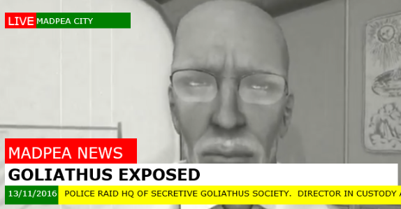 Goliathus Exposed?