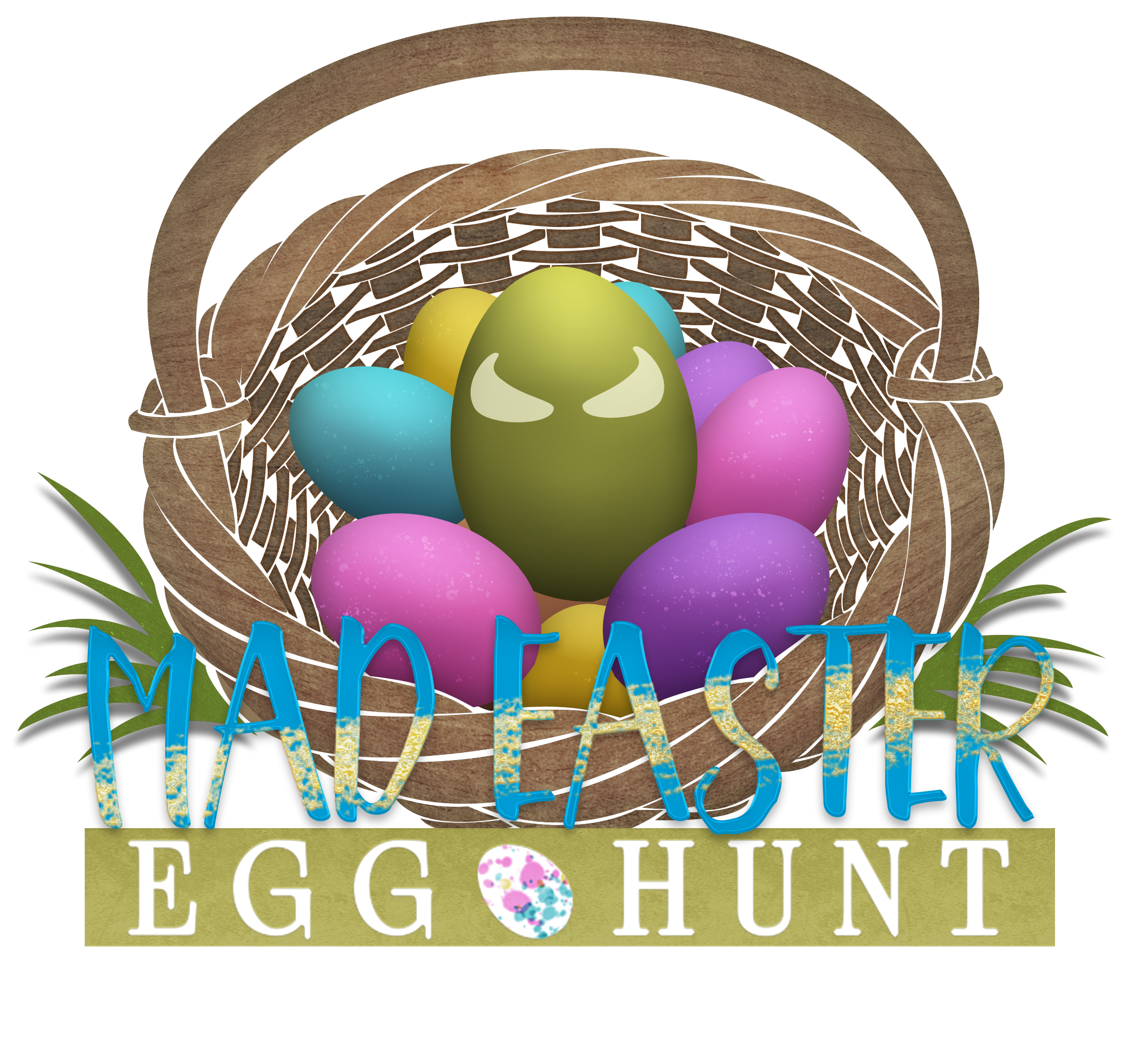 Eggs-treme Egg Hunters!