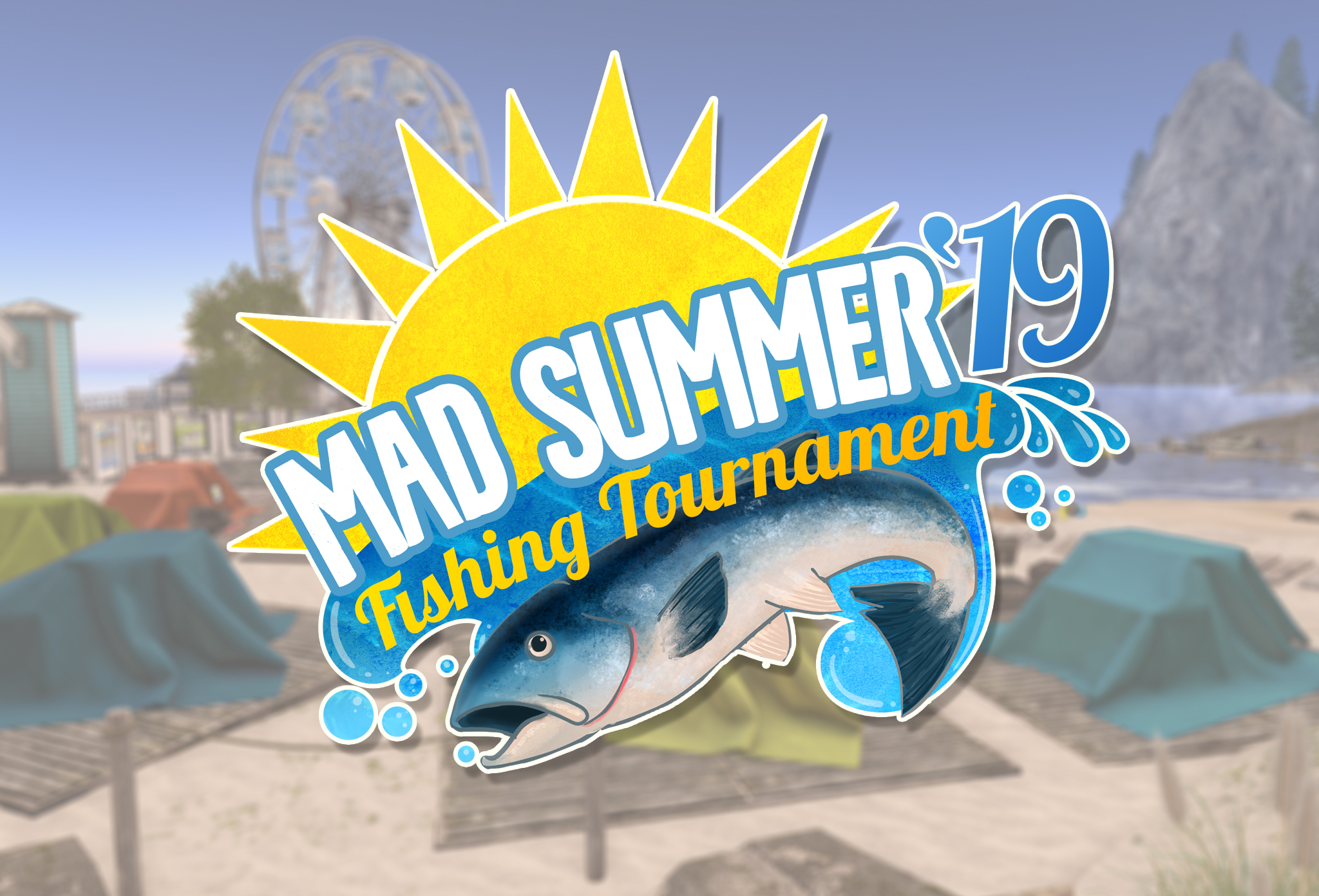 Finest Fisherman of Week Four at the MadPea Summer '19 Fishing Tournament