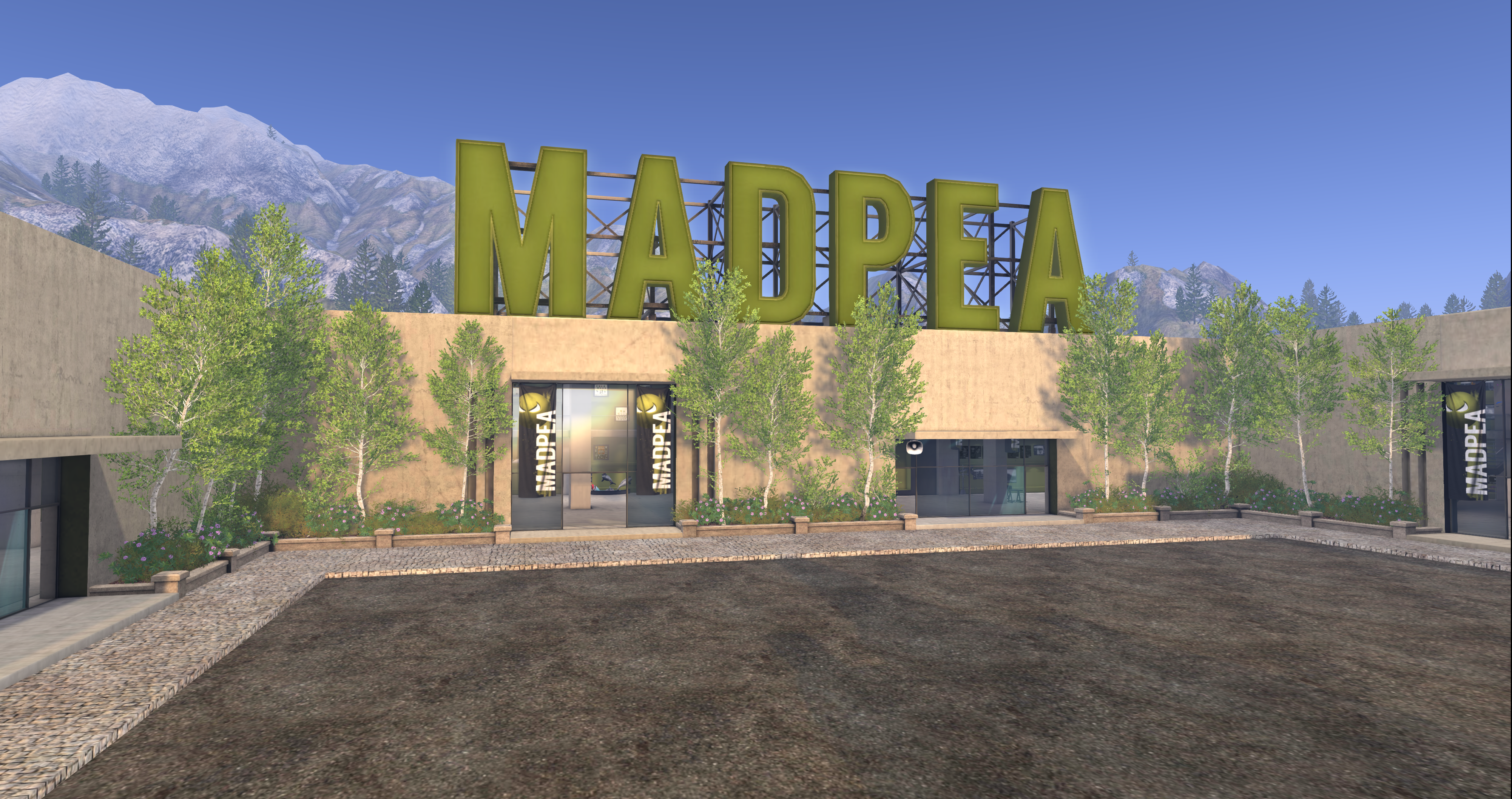 MadPea has a new home!