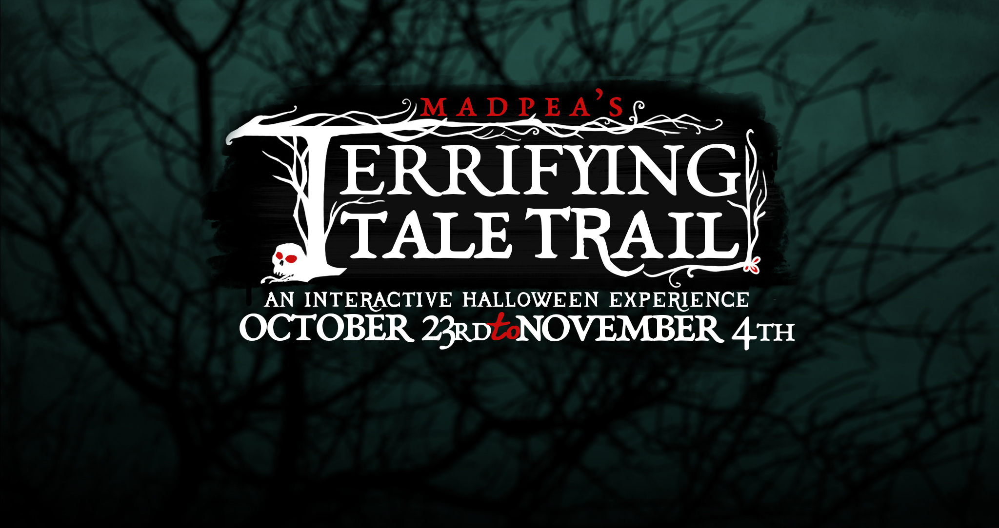 MadPea's Terrifying Tale Trail is a Treasure Trove of Treats! Post #1