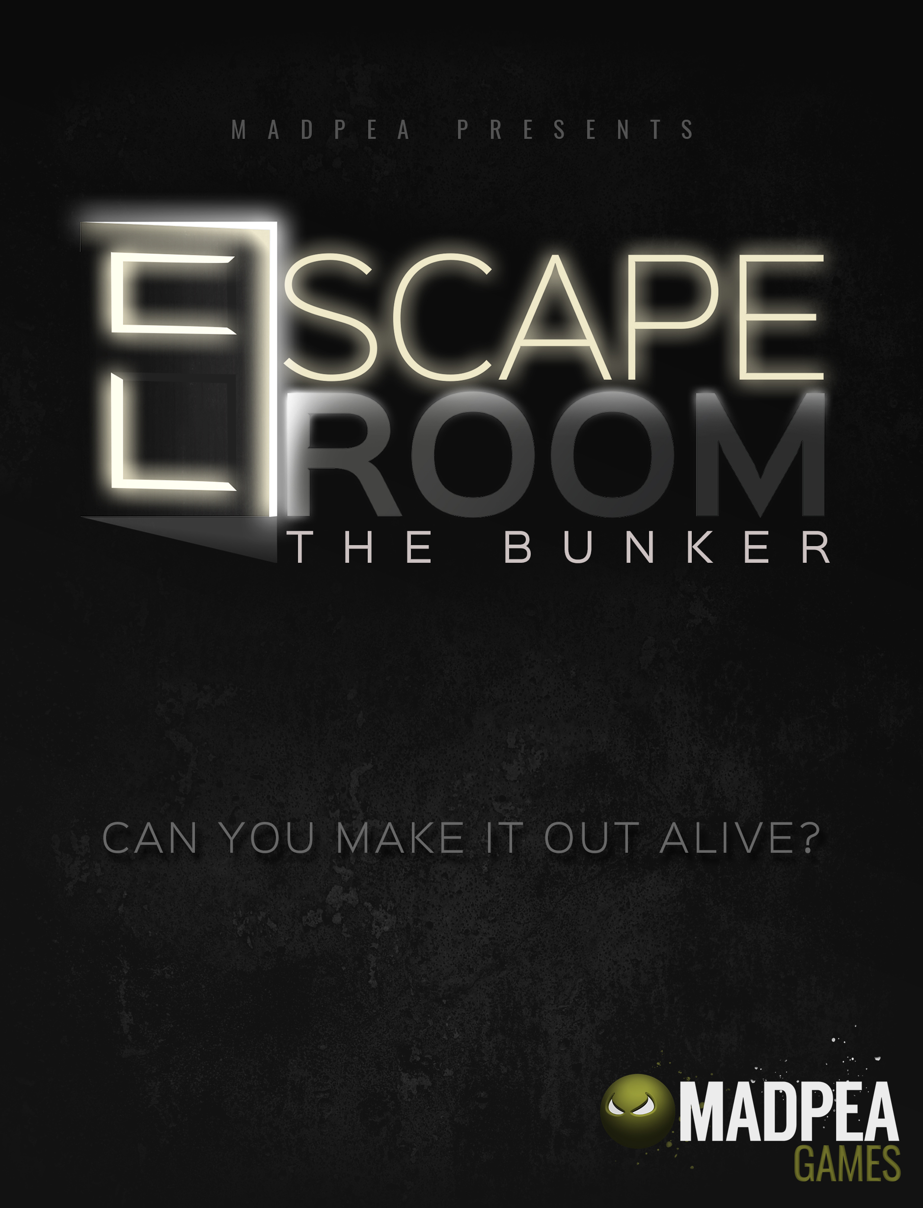 A MadPea favorite returns! Escape Room!