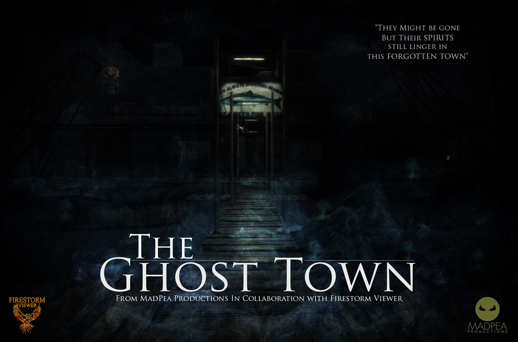 Revisiting MadPea's Ghost Town: The Fun, The Scare and The Prizes!