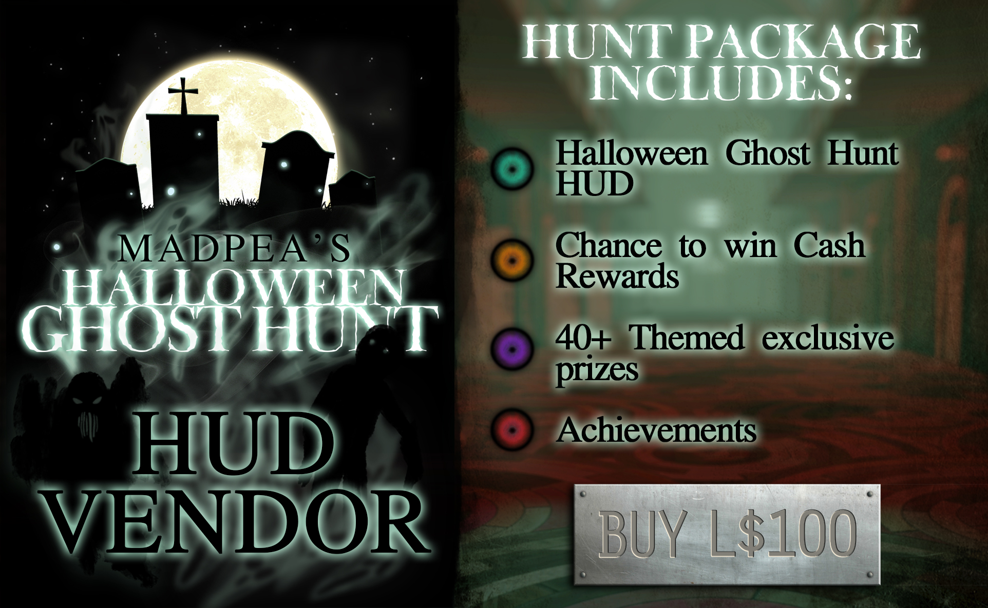 The MadPea Halloween Hunt Guide for Hunters