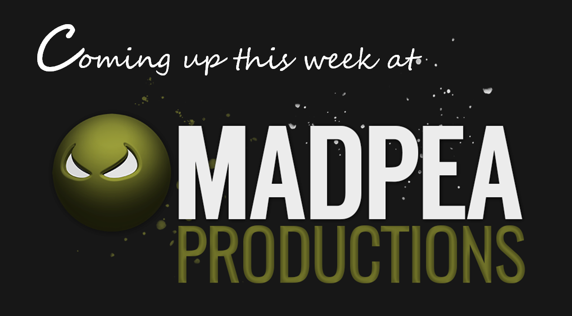 What's on at MadPea this week?