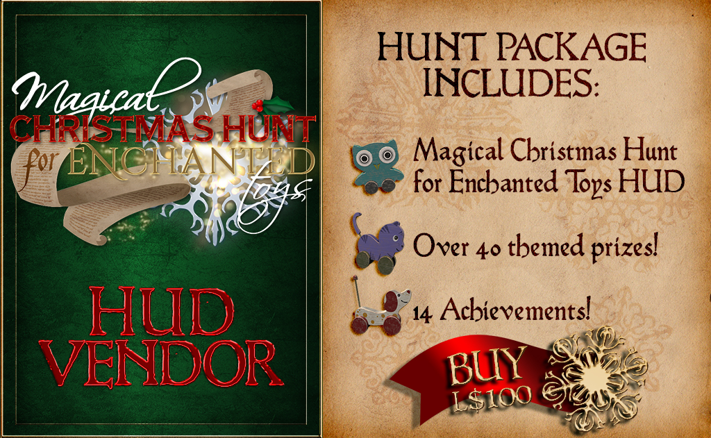 MadPea's Magical Christmas Hunt Guide for Hunters