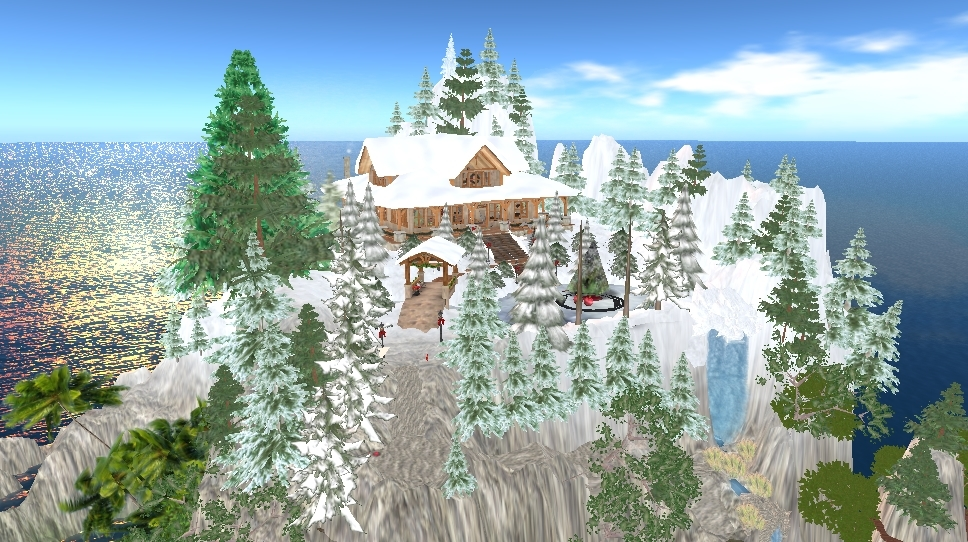 The best Christmas sims ever!