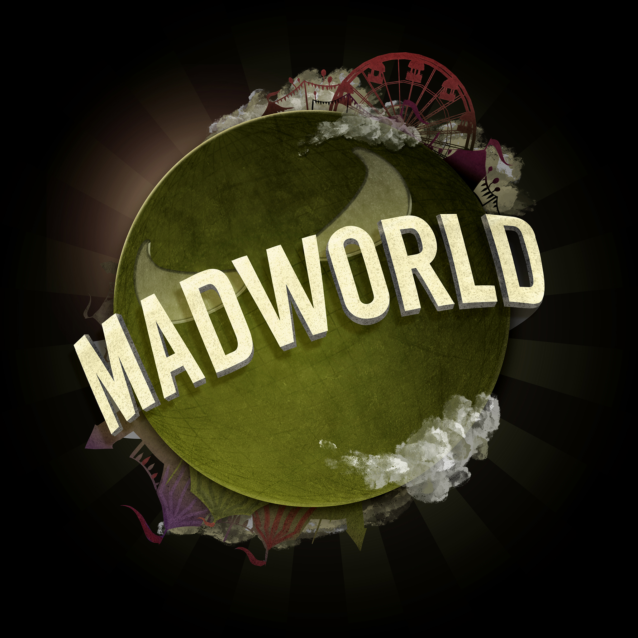 It's a mad mad mad mad mad MadPea World