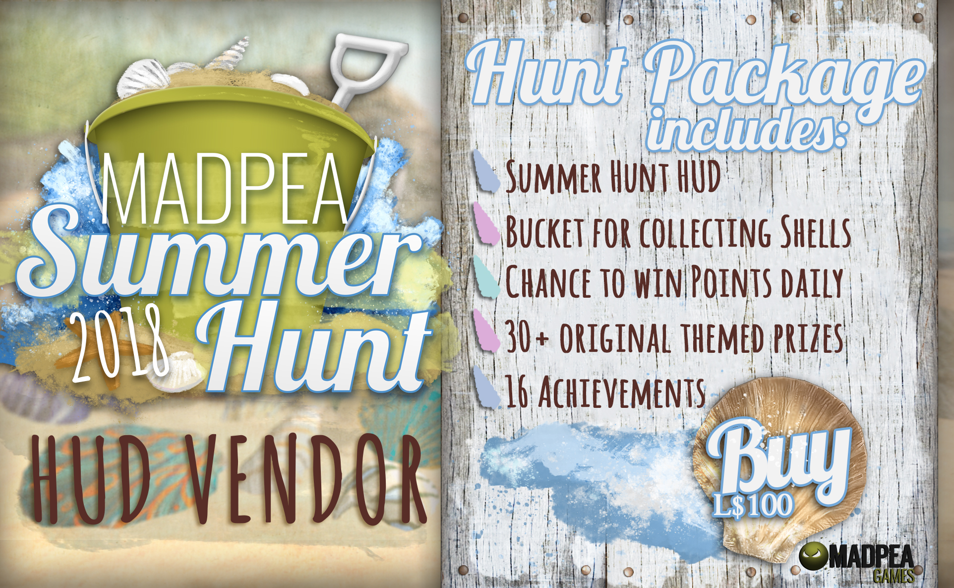 The MadPea Summer Hunt Guide for Hunters