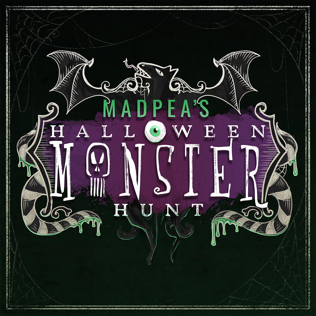 MadPea Monster Hunt – are YOU ready?
