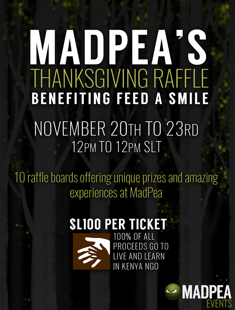 MadPea Feeds A Smile