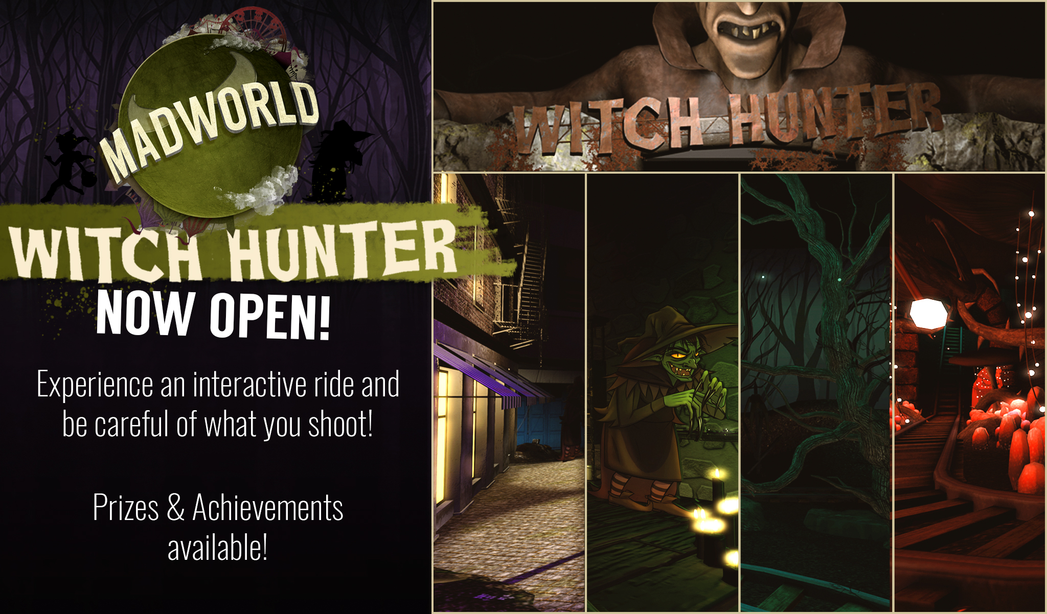Witch Hunter @ Mad World!