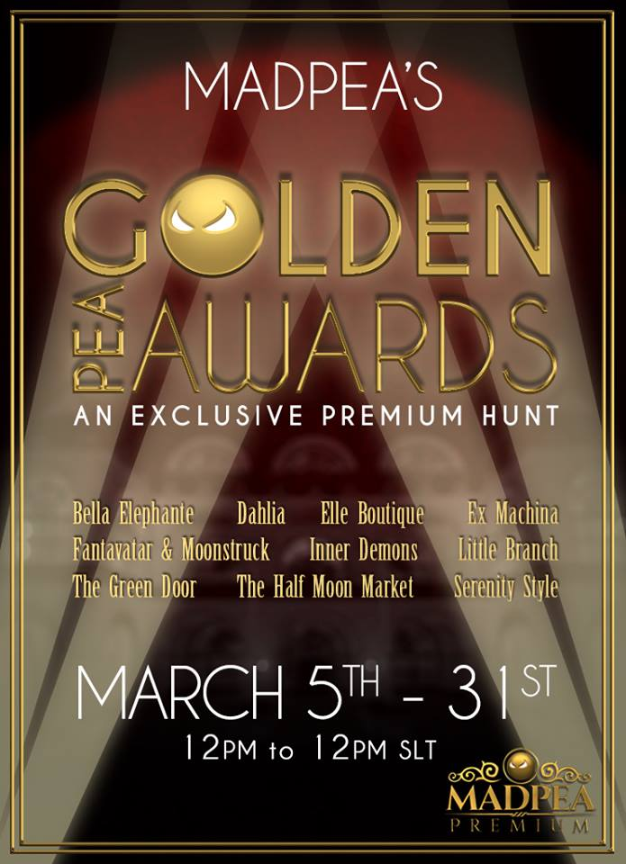 Golden Pea Awards – Premium Alliance Hunt
