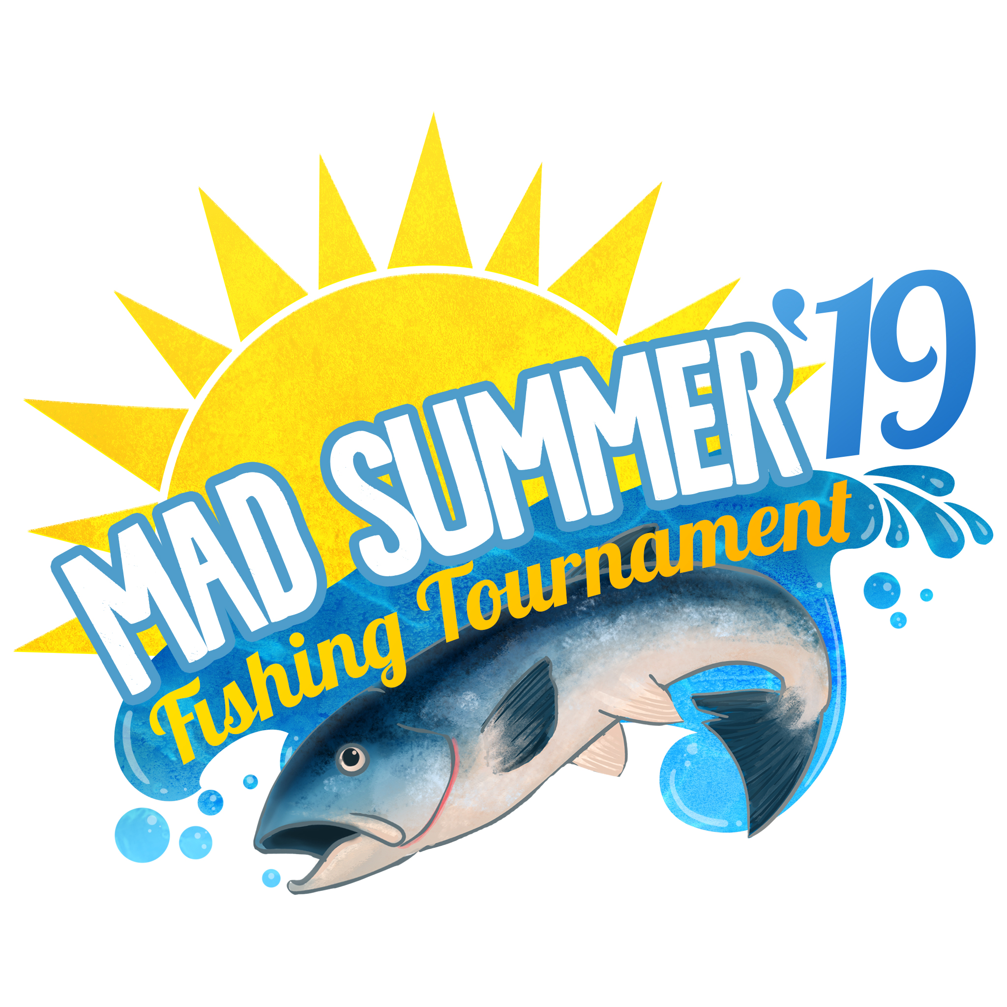 Get Involved in Mad Summer '19 Fishing Tournament