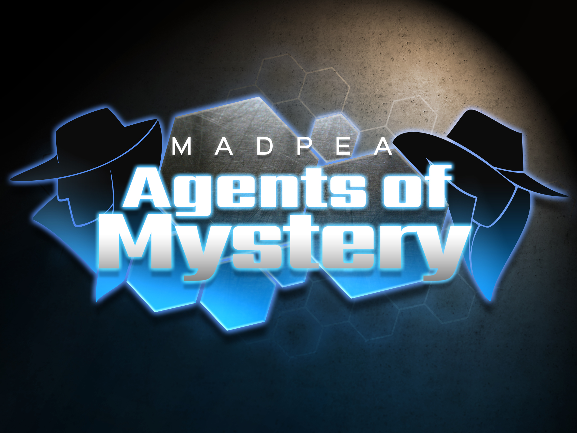 New Hunt – MadPea Agents of Mystery!
